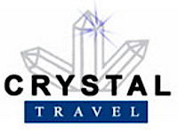 Logo Crystal Travel AG, Zürich