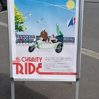 Plakat 16  Charity Ride 2018